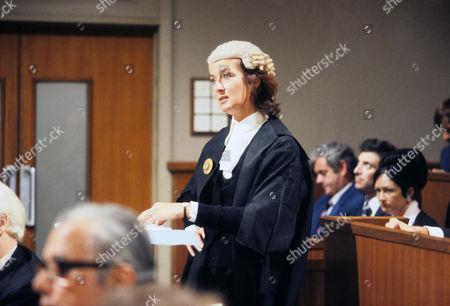 Caroline Blakiston as Kathleen Fenton QC
