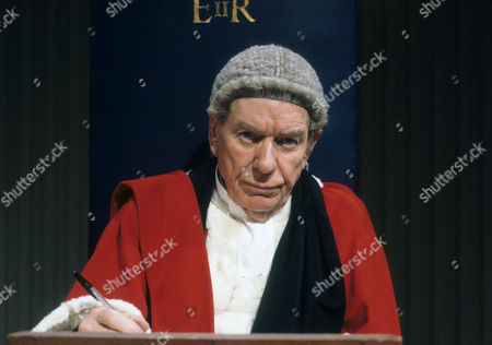 Andre Morell as Mr Justice Caldwell