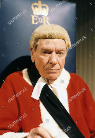 Editorial photo of 'Crown Court' TV Programme. - 1978