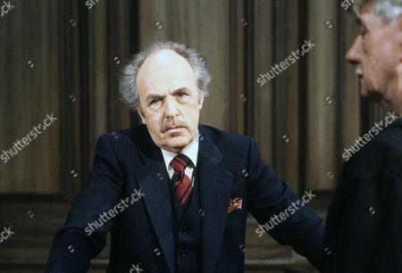 Editorial photo of 'Crown Court' TV Programme. - 1981
