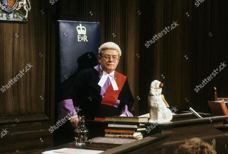 Nigel Stock as Judge Wiffen
