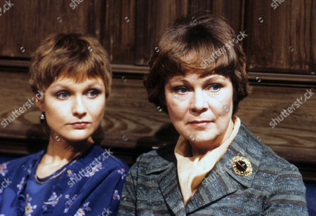Elaine Donnelly as Caroline Paradise and Zena Walker as Fiona Pringle
