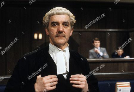 Bernard Gallagher as Jonathan Fry QC