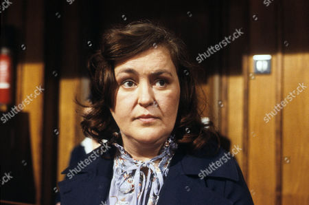Editorial photo of 'Crown Court' TV Programme. - 1982