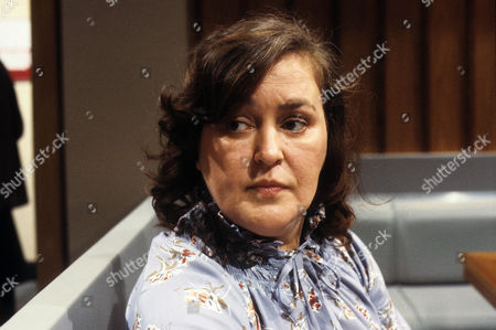 Stock Photo of Christine Hargreaves as Doreen Grimwade