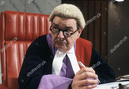 Derek Francis as Judge Hastings