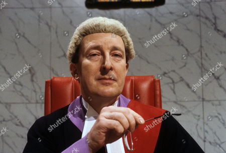 Peter Cellier as The Judge