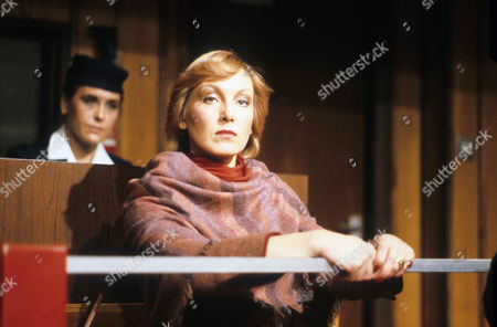 Editorial picture of 'Crown Court' TV Programme. - 1983