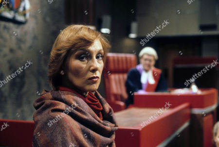 Editorial image of 'Crown Court' TV Programme. - 1983