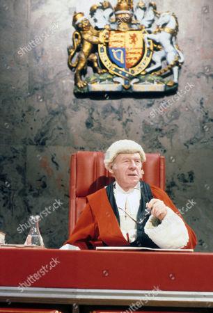 John Horsley as Justice Mowbray