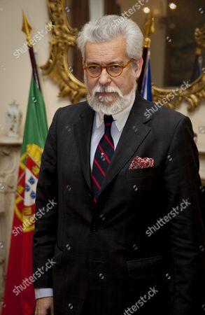Stock Image of Portuguese Ambassador to Britain, Joao de Vallera