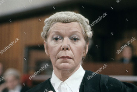 Editorial image of 'Crown Court' TV Programme. - 1984