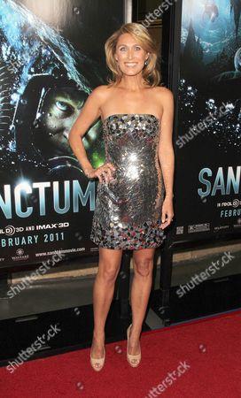 Editorial photo of 'Sanctum' film premiere, Los Angeles, America - 31 Jan 2011