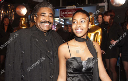 George McCrae and daughter