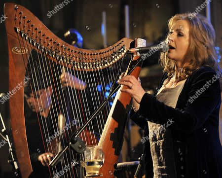 Editorial image of Clannad's 40th Anniversary Celebration at Christ Church Cathedral, Dublin, Ireland - 29 Jan 2011