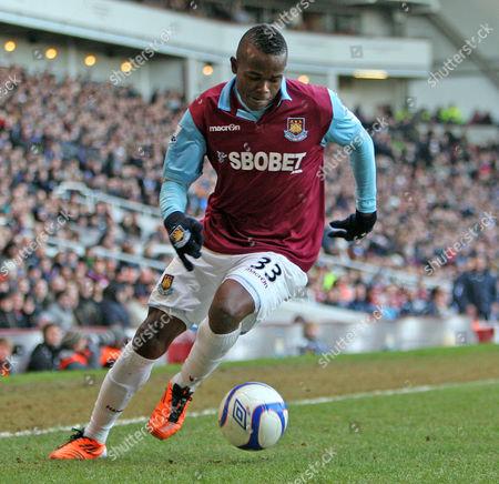 Victor Obinna of West Ham United