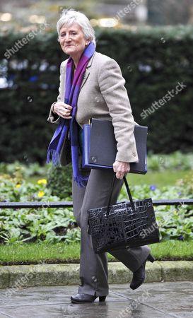 Stock Photo of Baroness Pauline Neville-Jones