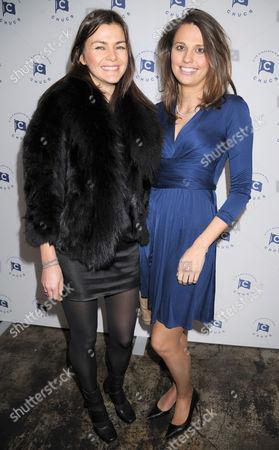 Joanne Black  and Olivia Cole