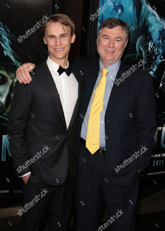 Rhys Wakefield and Andrew Wight
