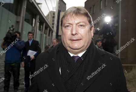 Editorial image of Eric Illsley MP on trial for expenses fraud at Southwark Crown Court, London, Britain - 11 Jan 2011
