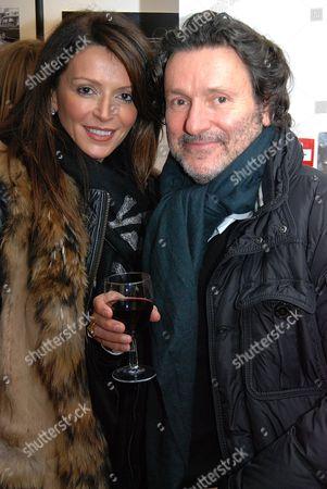 Neville Tucker and wife Elena