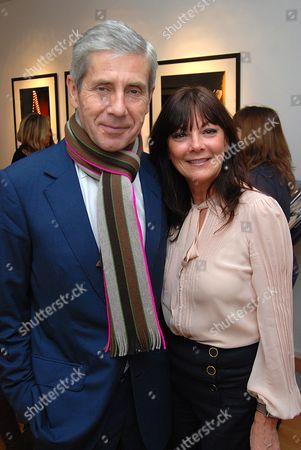 Sir Stuart Rose with Susan Young