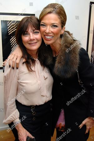 Stock Picture of Susan Young and Heather Kerzner