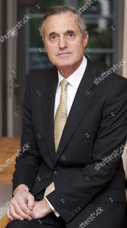 Stock Image of Sir Andrew Cahn