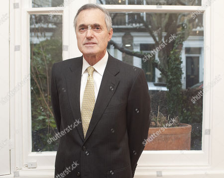 Stock Picture of Sir Andrew Cahn
