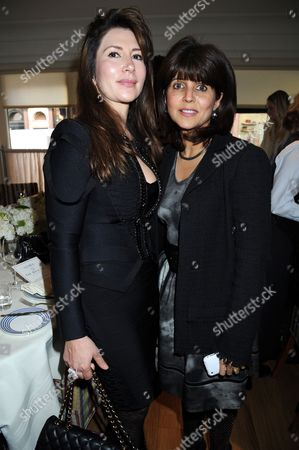 Stock Picture of Roya Babae and Aisha Caan