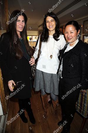 Editorial photo of De Beers pre-BAFTA film and jewellery lunch, London, Britain - 03 Feb 2011