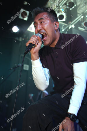 Stock Image of Asian Dub Foundation - Al Rumjen
