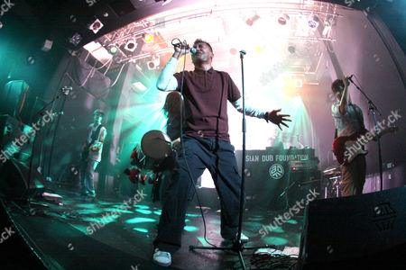 Editorial picture of Asian Dub Foundation in concert at the ULU, London, Britain - 03 Feb 2011