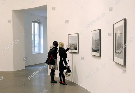 Editorial picture of Gregory Crewdson 'Sanctuary' photographic exhibition at Gagosian Gallery, Rome, Italy - 03 Feb 2011