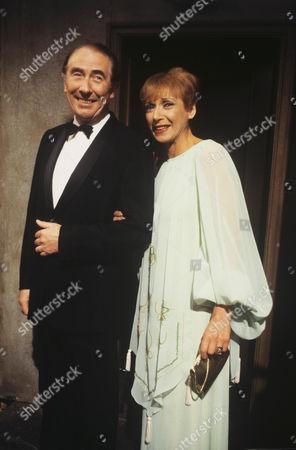 Peter Jones and Miriam Karlin