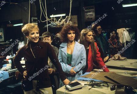 Miriam Karlin, Diane Langton and Gillian Taylforth