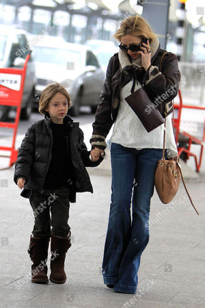 Kate Hudson and son Ryder Russell Robinson
