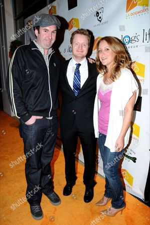 Matt Braunger, Nick Thune and Sarah Tiana