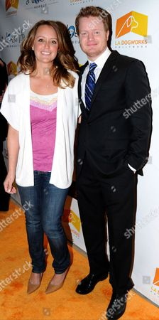 Sarah Tiana and Nick Thune