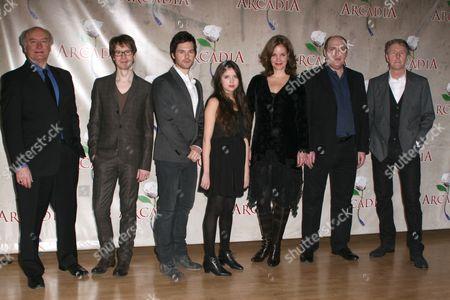 Editorial photo of Arcadia Cast Introduction, New York, America - 04 Feb 2011
