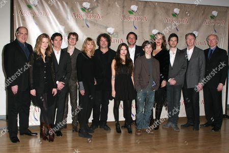 Editorial image of Arcadia Cast Introduction, New York, America - 04 Feb 2011