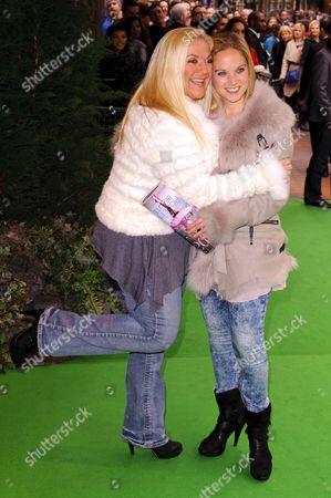 Vanessa Feltz and Allegra Kurer