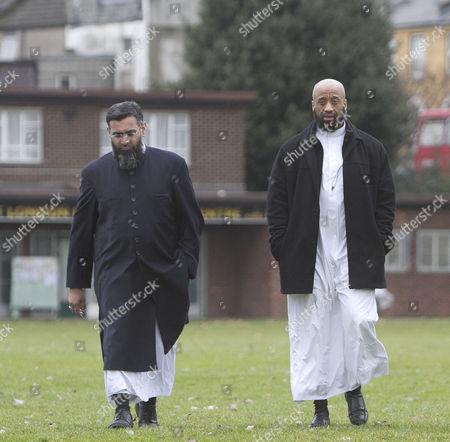 Anjem Choudary and Abu Izzadeen