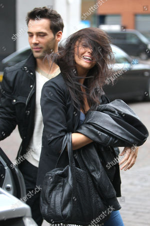 Editorial picture of Celebrities leaving the London Television studios, London, Britain - 07 Feb 2011