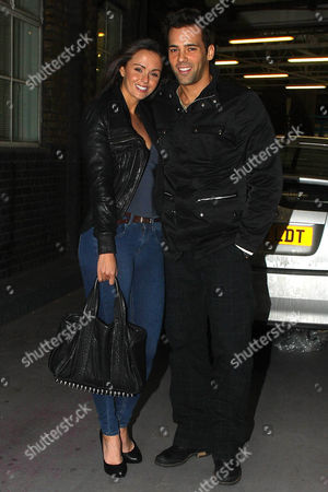 Editorial image of Celebrities leaving the London Television studios, London, Britain - 07 Feb 2011