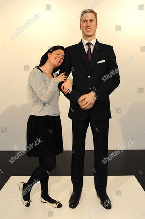 'Prince William' with an admirer