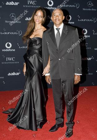 Editorial photo of Laureus World Sports Awards, Arrivals, The Emirates Palace Hotel,  Abu Dhabi, United Arab Emirates - 07 Feb 2011