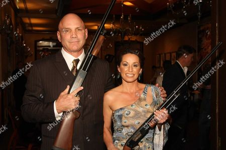 Editorial photo of Hollywood Celebrity Sporting Clays Invitational Luncheon and Presentation, Beverly Hills, Los Angeles, America - 05 Feb 2011