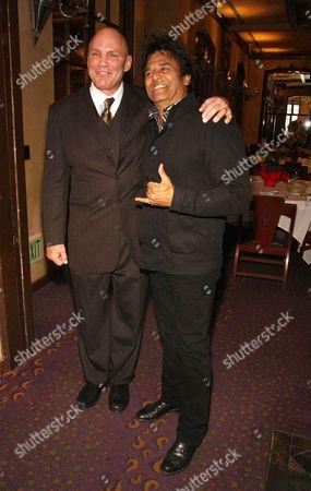 Patrick Kilpatrick and Erik Estrada