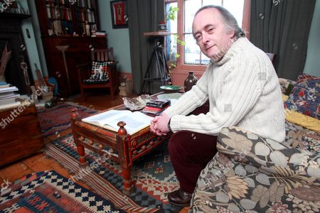 Poet Christopher Reid Who Won The Costa Book Of The Year Award For 'the Scattering' Written After His Wife The Actress Lucinda Gane Died In 2005 Of Cancer.
